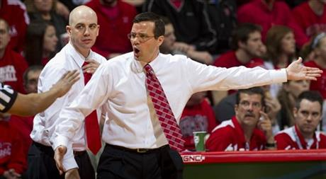 Michigan St Nebraska Basketball