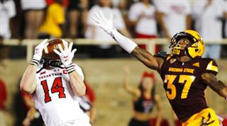 Arizona St Texas Tech Football