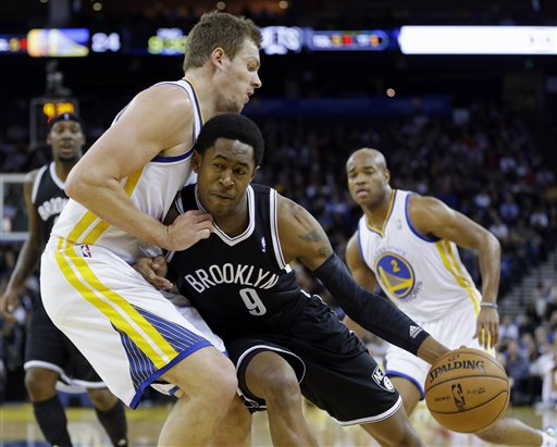 David Lee, MarShon Brooks