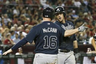 Chris Johnson, Brian McCann