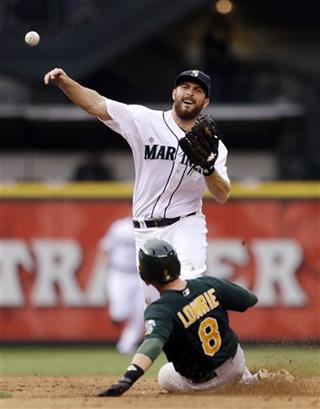 Jed Lowrie, Dustin Ackley