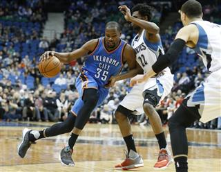 Kevin Durant, Andrew Wiggins