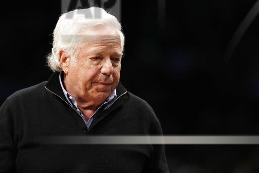 Patriots Owner Prostitution Charge