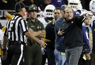 Randy Smith, Dana Holgorsen