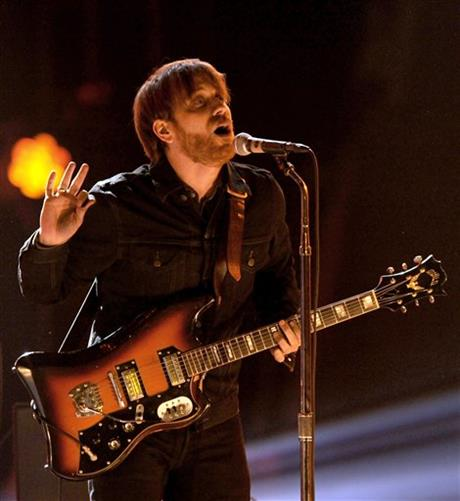 Dan Auerbach, The Black Keys