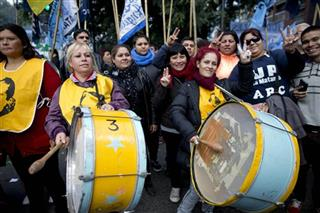 Argentina Labor Protests