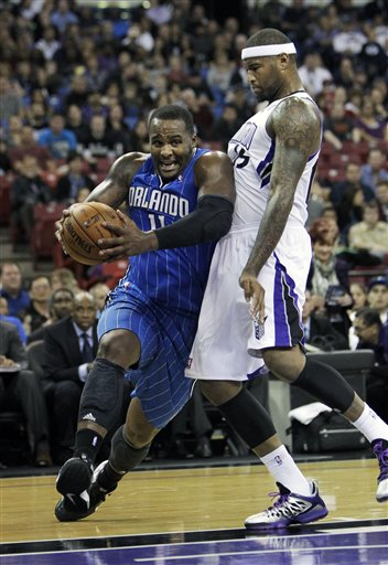 Glen Davis, DeMarcus Cousins