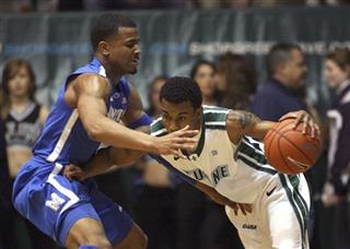 Memphis Tulane Basketball
