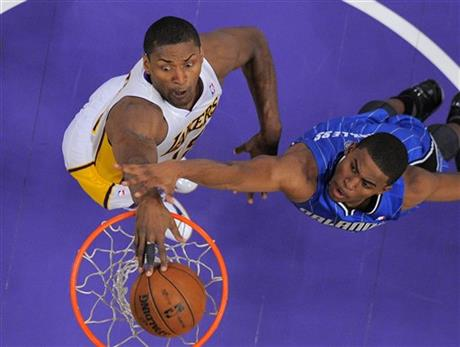 Metta World Peace, Moe Harkless