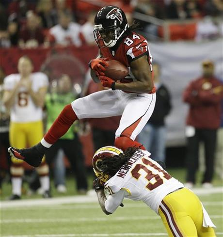 Roddy White,Brandon Meriweather