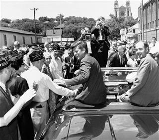 George McGovern, John F. Kennedy