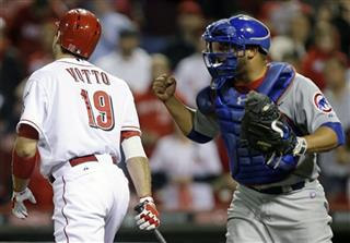 Joey Votto, Welington Castillo