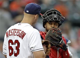Carlos Santana, Justin Masterson