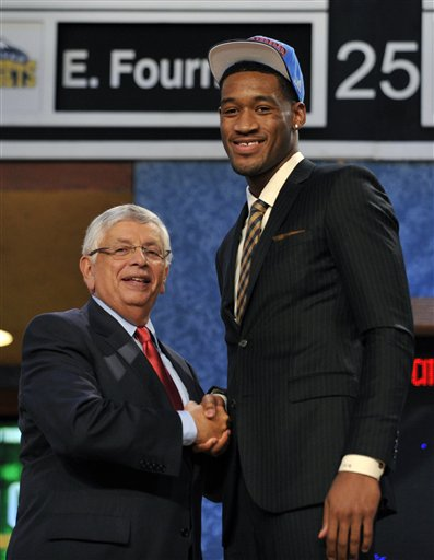 David Stern, Perry Jones III