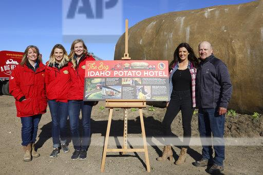 2019 Big Idaho Potato Truck Tour Kick Off