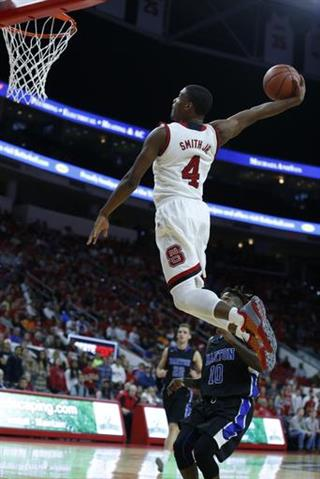 NC State Smiths Debut Basketball
