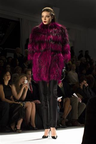 Fashion Carmen Marc Valvo Fall 2013