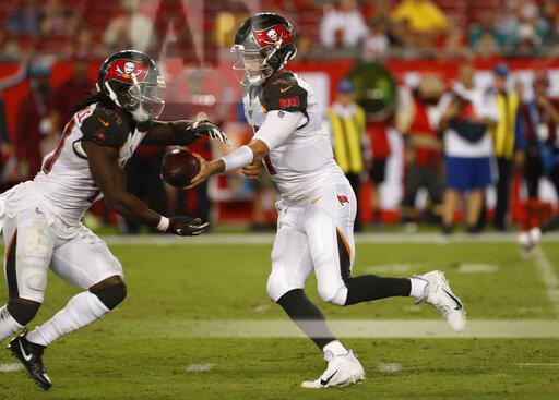Dolphins Buccaneers Football