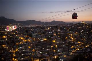 Travel-Trip-Rio-Shantytown Cable Car