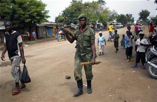 Congo M23 Kidnappings