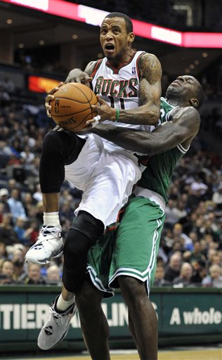 Monta Ellis, Brandon Bass
