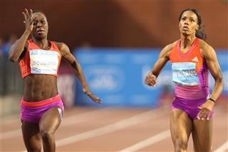 Myriam Soumare, Charonda Williams