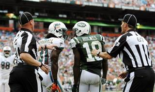 Richard Marshall, Santonio Holmes, Greg Maxwell