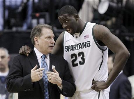 Tom Izzo, Draymond Green