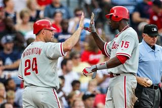 Ty Wigginton, John Mayberry Jr.