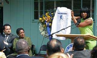 Roslyn M. Brock, Myrlie Evers-Williams