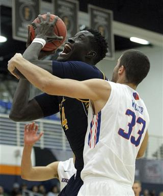 Mamadou Ndiaye, David Wacker
