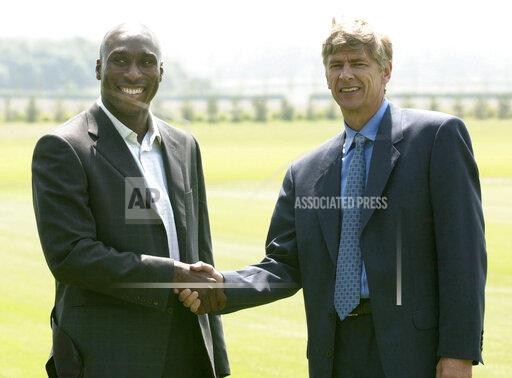 On This Day in 2001: Sol Campbell joins Arsenal from rivals Tottenham