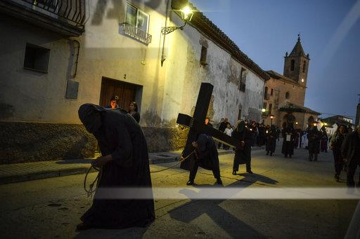 Spain Easter Processions Photo Gallery