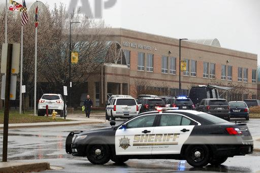 Maryland School Shooting