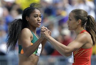 Queen Harrison, Lolo Jones