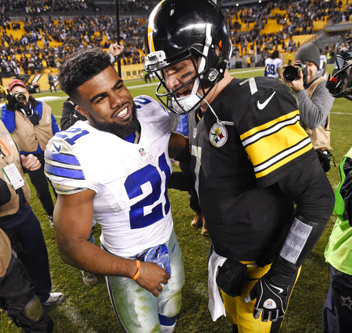 Late collapse sends Steelers to 35-30 loss to Cowboys