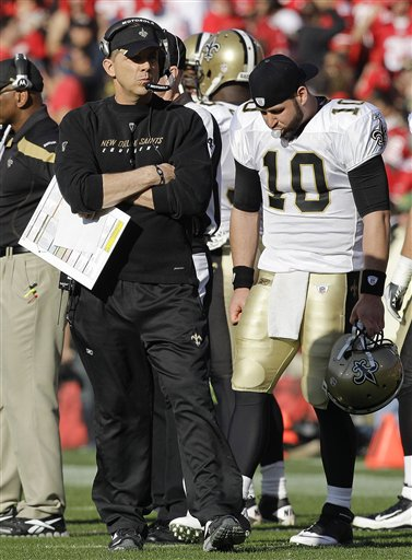 Sean Payton, Chase Daniel