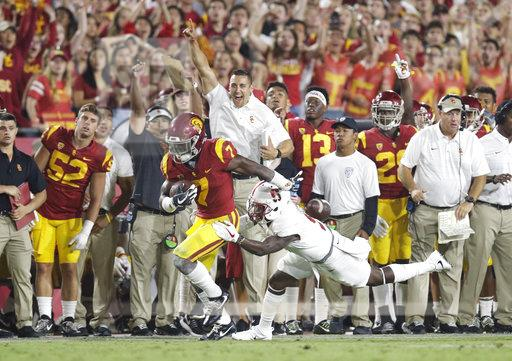Stanford USC Football