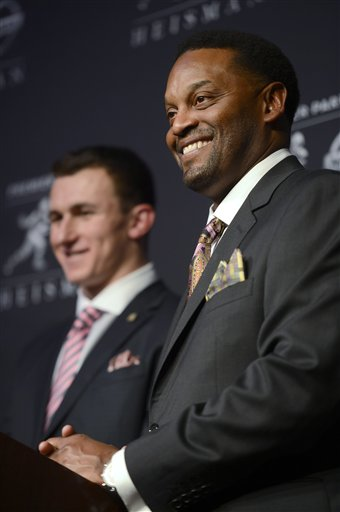 Johnny Manziel, Kevin Sumlin