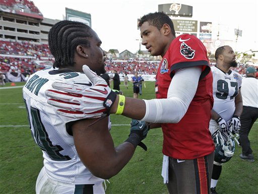 Bryce Brown, Josh Freeman