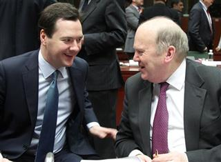 George Osborne,  Michael Noonan