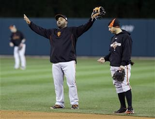 Pablo Sandoval, Marco Scutaro