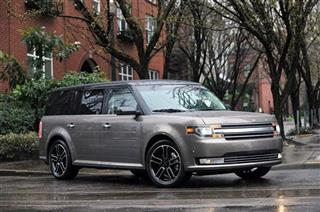 Behind The Wheel 2013 Ford Flex
