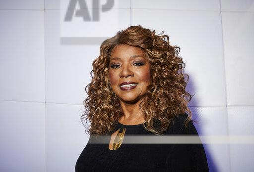 Gloria Gaynor Portrait Session