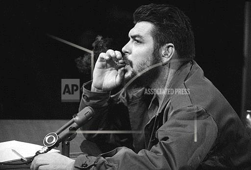 Associated Press Domestic News New York United States NYC CHE GUEVARA