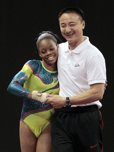 Liang Chow, Gabby Douglas