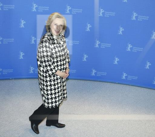 "Germany: ""Hillary"" photo opportunity at Berlinale"