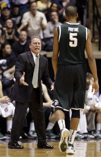 Tom Izzo, Adreian Payne