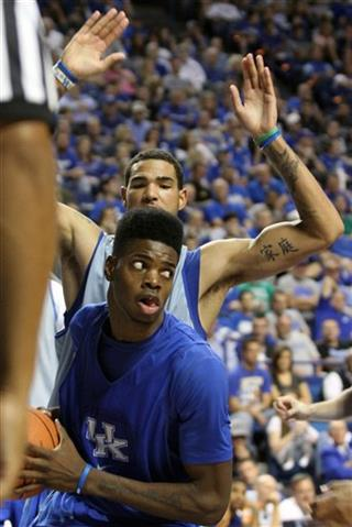 Nerlens Noel, Willie Cauley-Stein