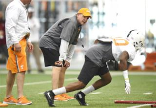 Tennessee Shoop Football